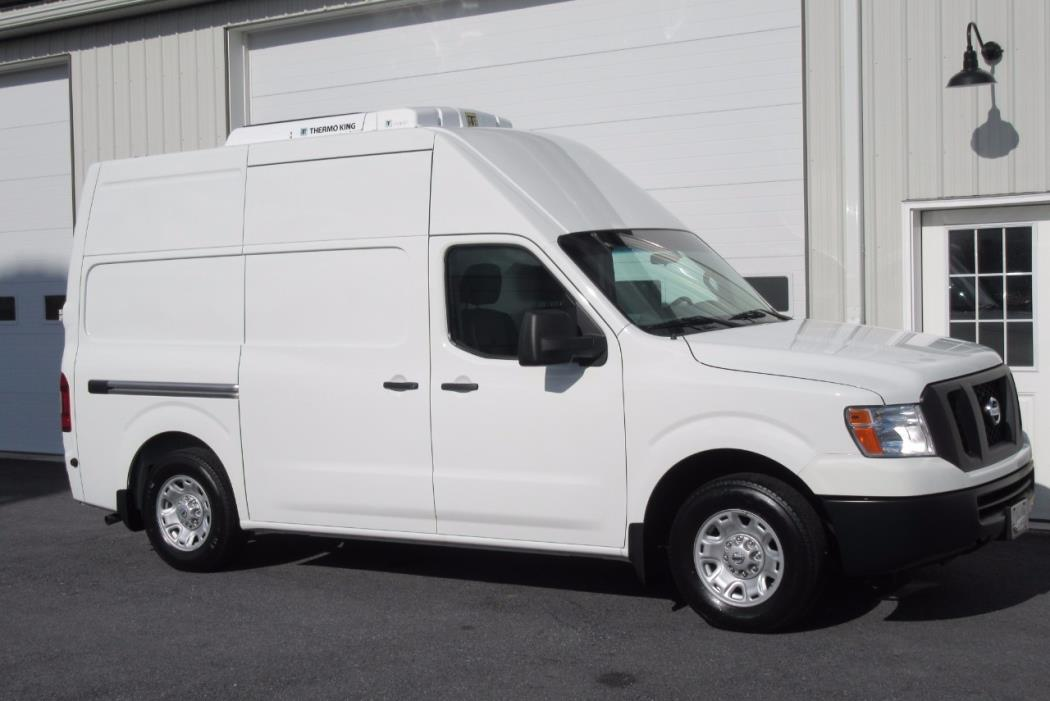 2014 Nissan Nv2500  Food Truck