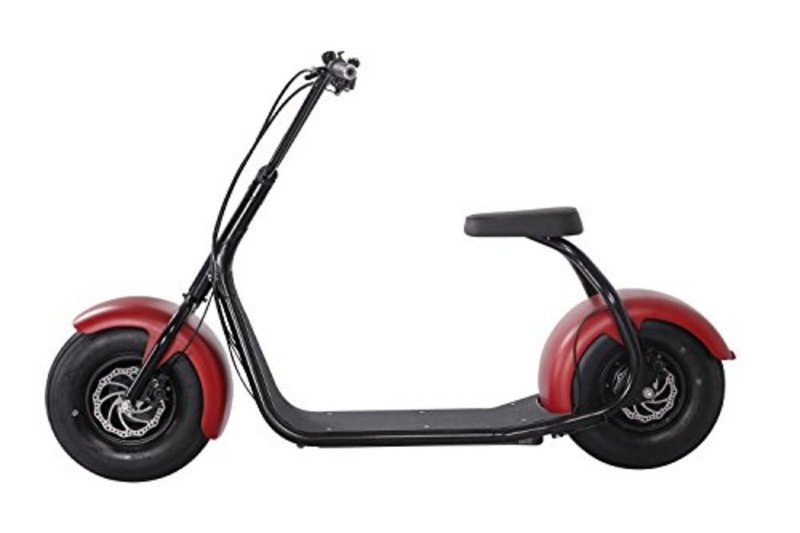 2016 Ssr Motorsports 800W ELECTRIC SCOOTER