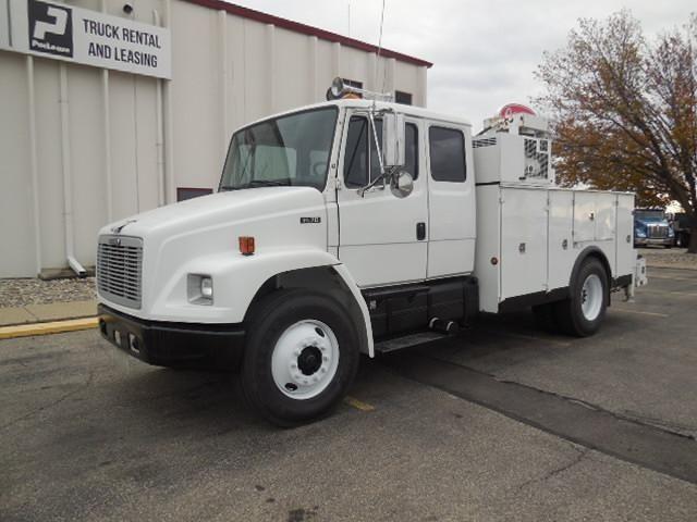 2000 Freightliner Fl70  Utility Truck - Service Truck