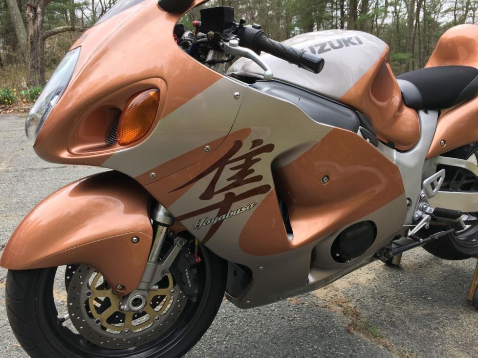 1999 Suzuki Hayabusa Motorcycles For Sale