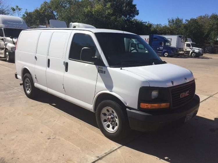 2012 Gmc Savana G1500  Cargo Van