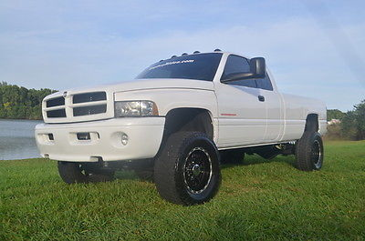 2000 Dodge Ram 3500 SPORT Laramie 2000 Dodge Ram 3500 SRW 5.9 24 valve cummins  4x4 TWIN TURBO 800HP ! LIKE 2500