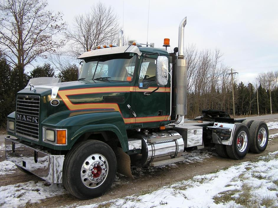 2006 Mack Chn613 Conventional - Day Cab