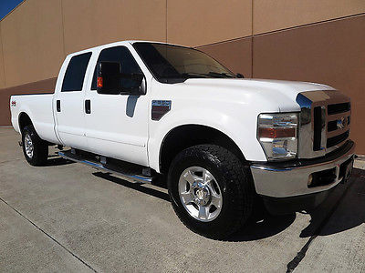 Ford f350 xlt crew cab cars for sale 2009 ford f 350 xlt crew cab long bed 4x4 64l diesel clean truck publicscrutiny Images