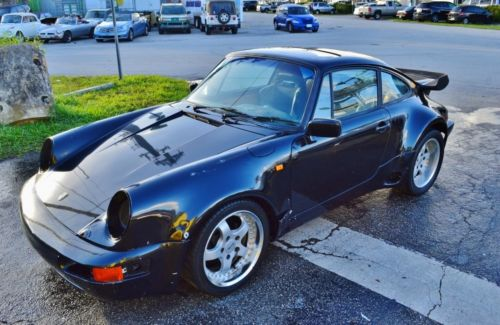 1989 Porsche 930 COUPE 930 TURBO 3.3L - 911 TURBO -LAST YEAR BUILT - G50 5 SPEED