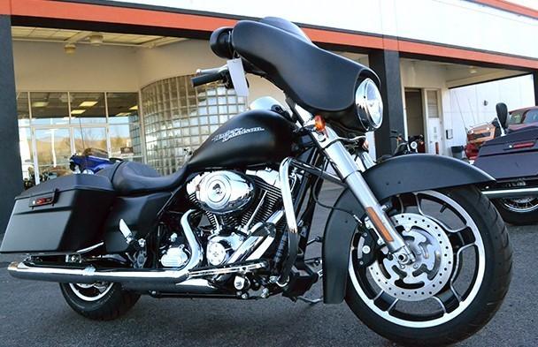 2013 Harley-Davidson FLHX Street Glide
