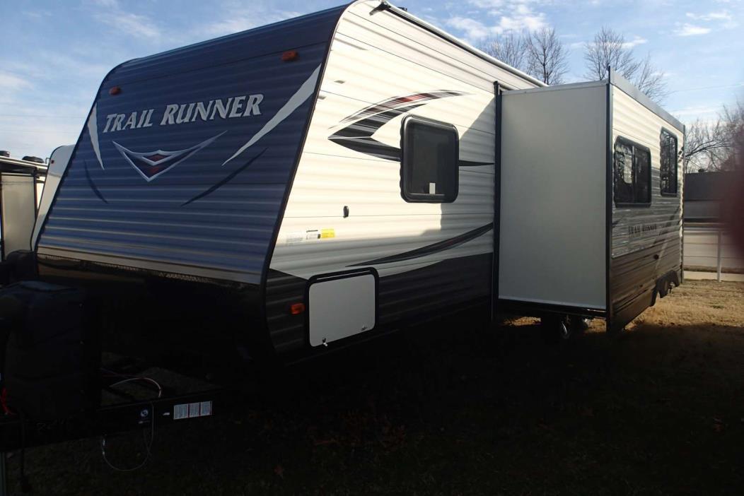 2017 Heartland Rv Trail Runner 275ODK