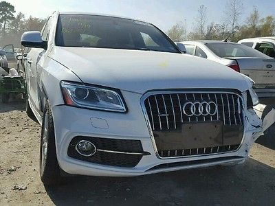 2017 Audi Q5 3.0T Premium Plus 2017 3.0T Premium Plus Used 3L V6 24V Manual All wheel drive SUV Premium