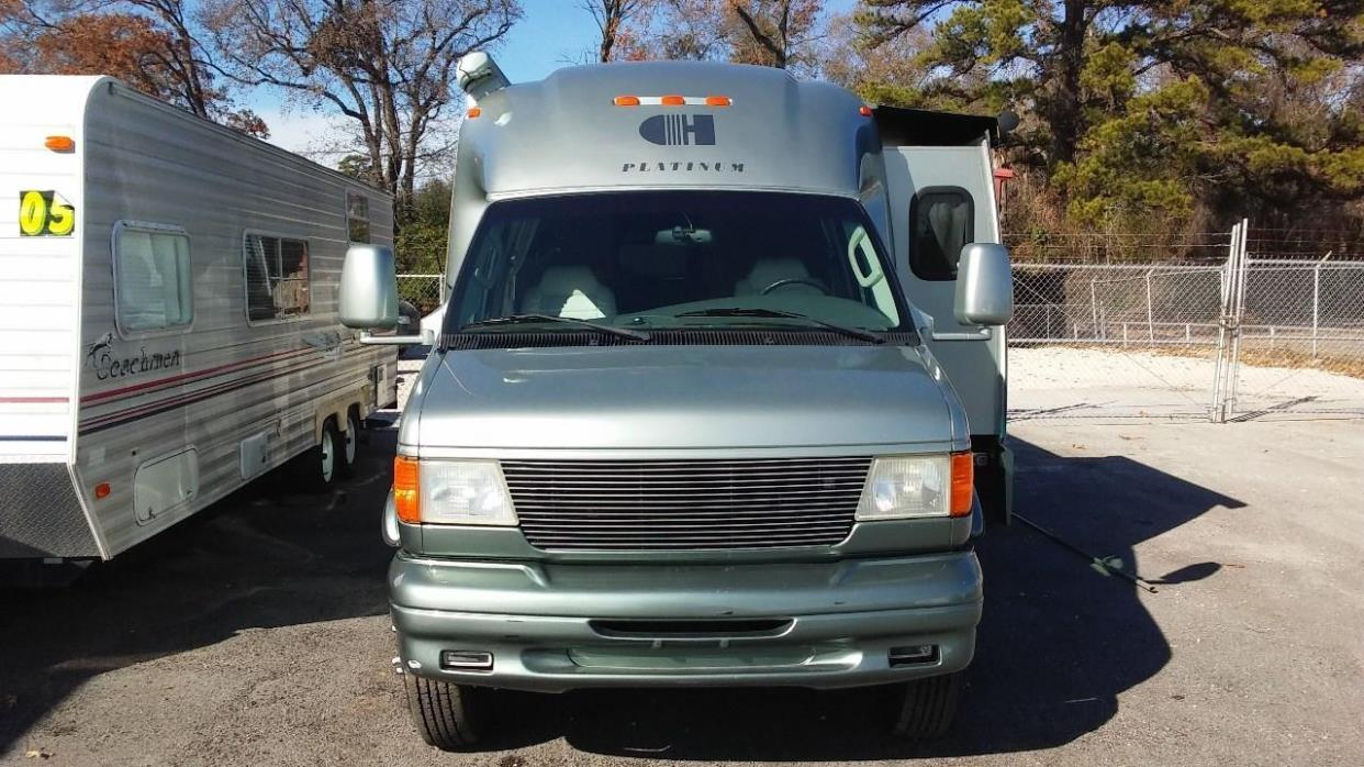 Coach House Rvs For Sale In Texas
