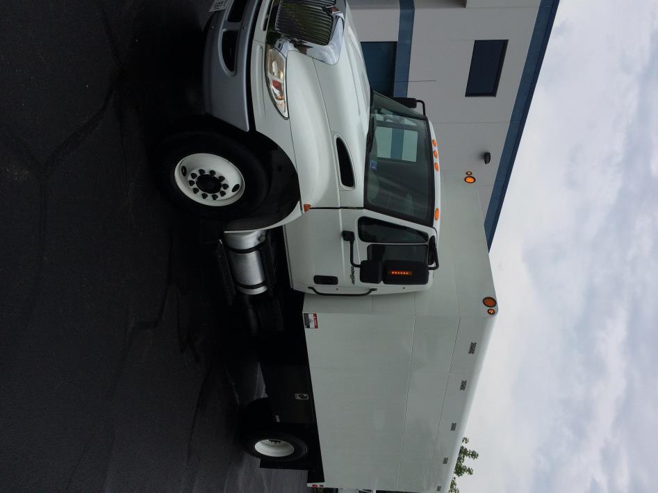 2012 International 4400 Chipper Truck