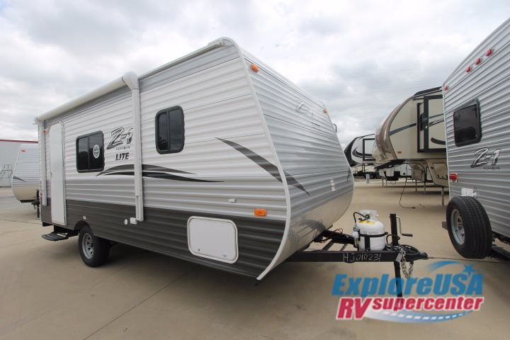2017 Crossroads Rv Z 1 Lite ZT18RB