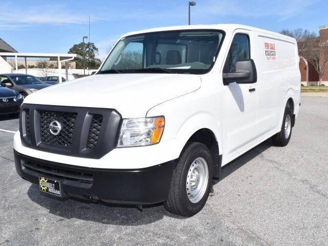 2015 Nissan Nv1500 Cargo Van