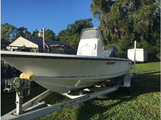 2013 Key West Bay Boat