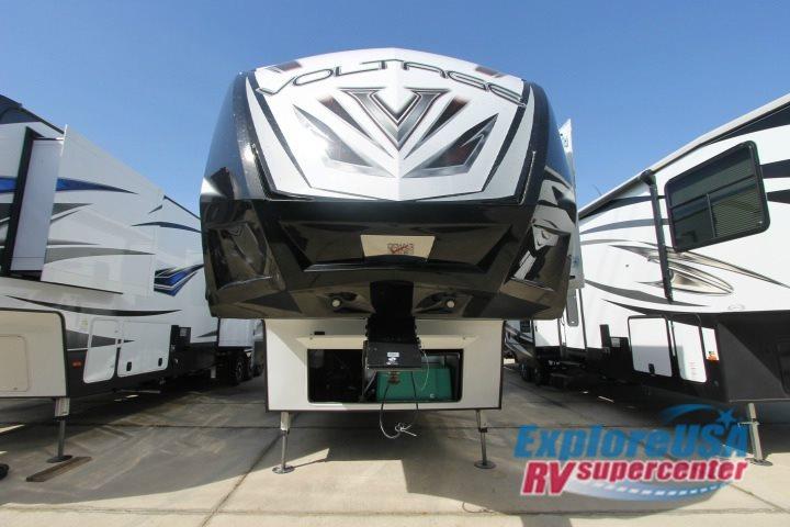 2017 Dutchmen Rv Voltage V-Series V3805