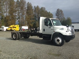 2008 International 4400 Cab Chassis