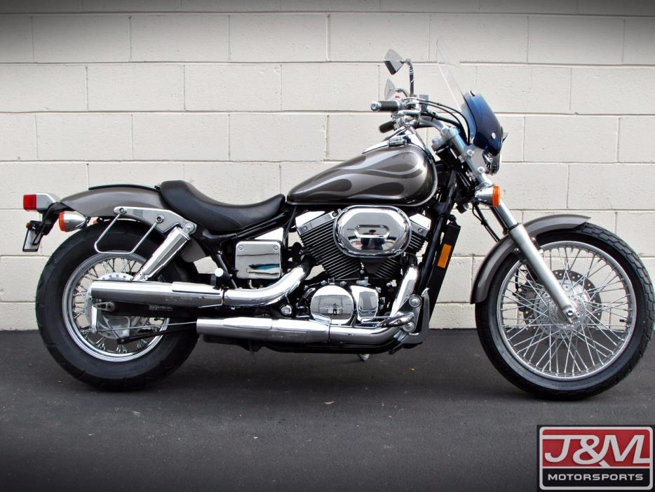 2004 Honda Shadow 750 motorcycles for sale in California