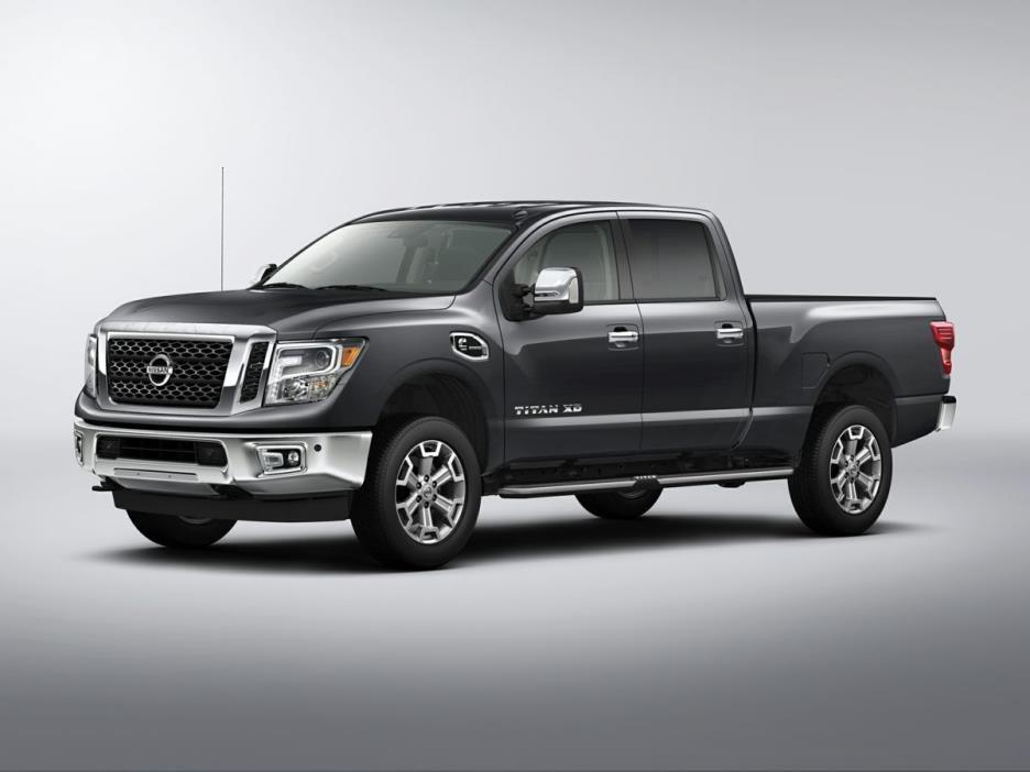 2016 Nissan Titan Xd Pickup Truck