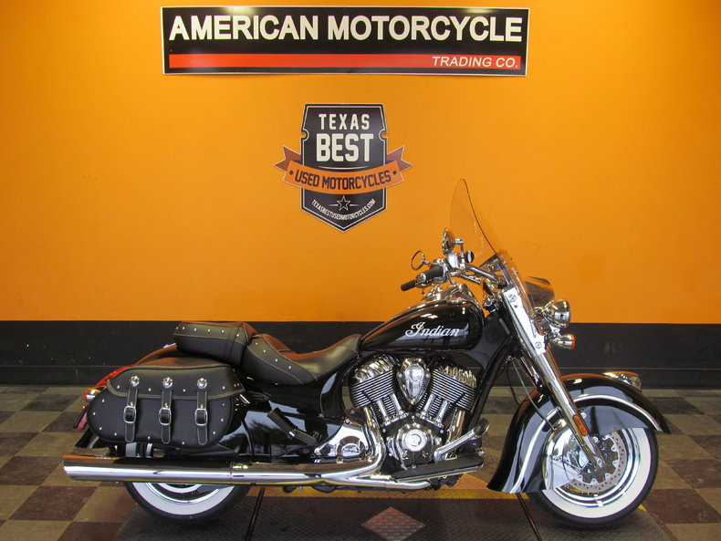 2014 Indian Chief Vintage Indian Motorcycle Red