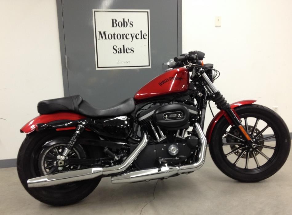 harley davidson xl883 iron motorcycles for sale in rhode island. Black Bedroom Furniture Sets. Home Design Ideas