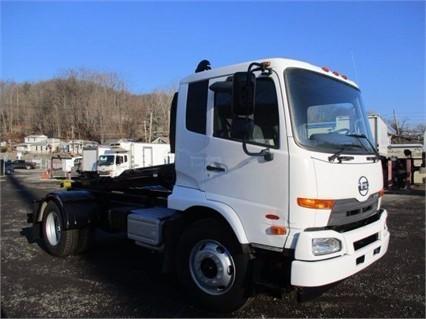 2011 Ud Trucks 2600 Hooklift Truck