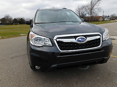 2015 Subaru Forester 2.5i Limited Wagon 4-Door 2015 Subaru Forester 2.5i Limited Wagon 4-Door 2.5L
