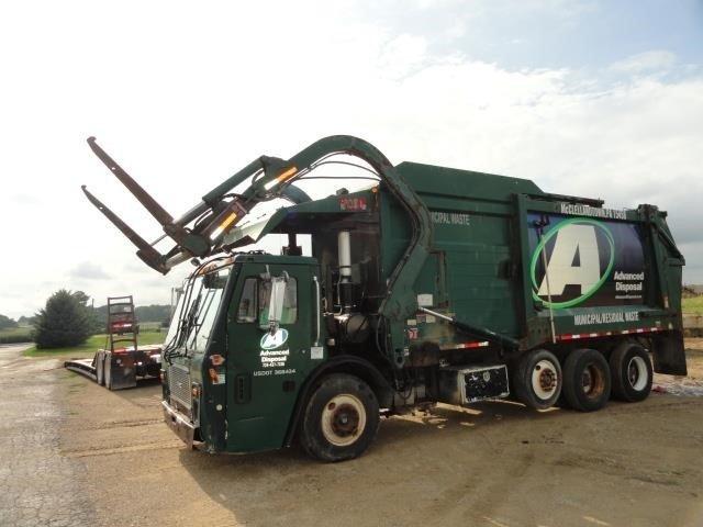 2006 Mack Le613 Garbage Truck