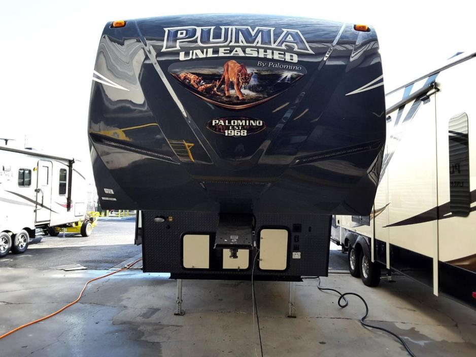 2017 Forest River Puma 384FQS