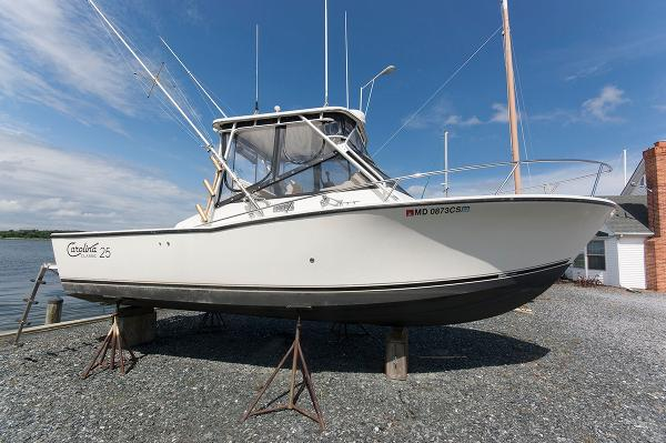 2000 Carolina Classic 25ft Sport Fish