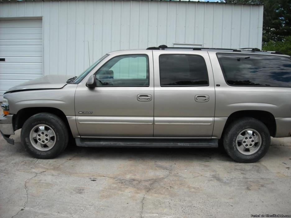 Used Truck & SUV Parts