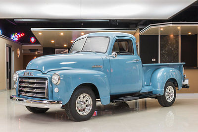 1952 GMC 5-Window Pickup  Nut & Bolt Frame-Off Restoration! Date Code Correct 228ci I6, Trans. & Rear End!