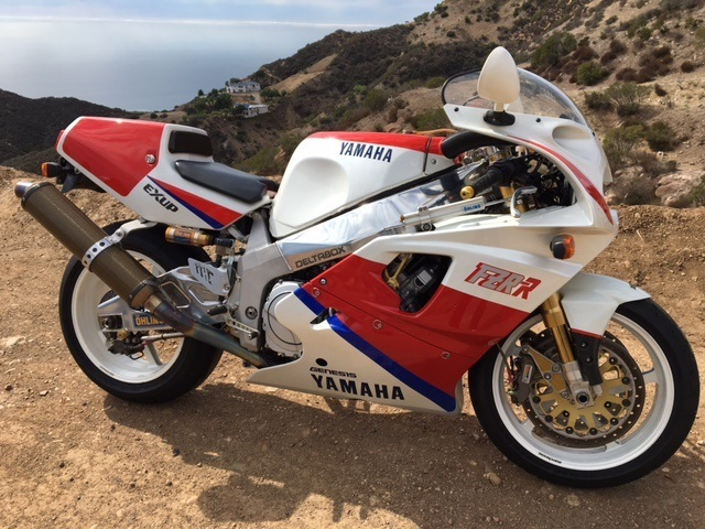 1991 Yamaha FZR750