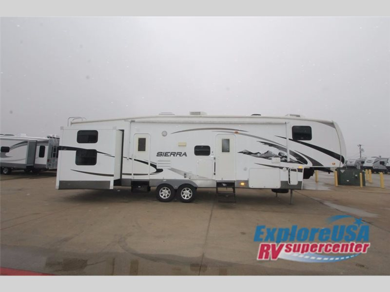 2008 Forest River Sierra Vehicles For Sale