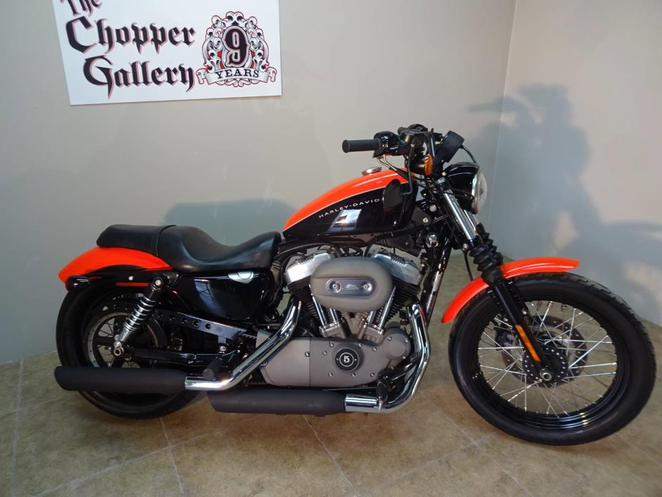 Harley Davidson Sportster 1200 Nightster motorcycles for sale in ...
