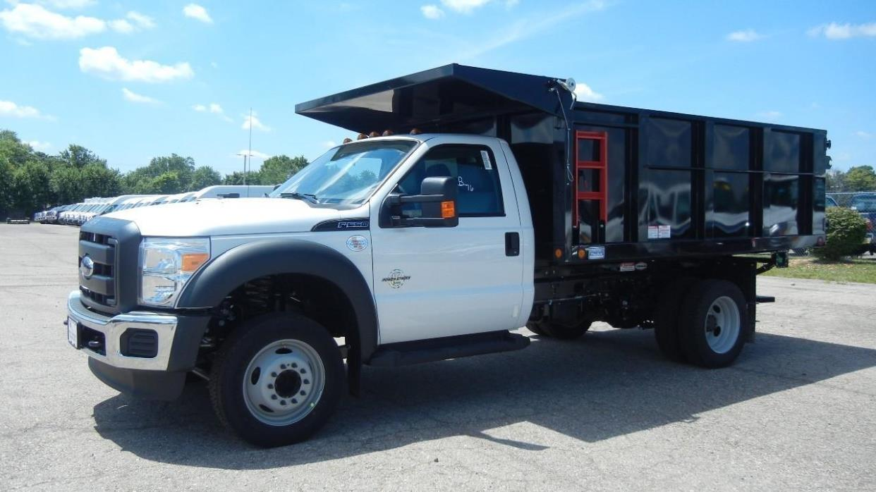 Ford F 550 Diesel Dump Cars For Sale 1961 Truck 2016 F550