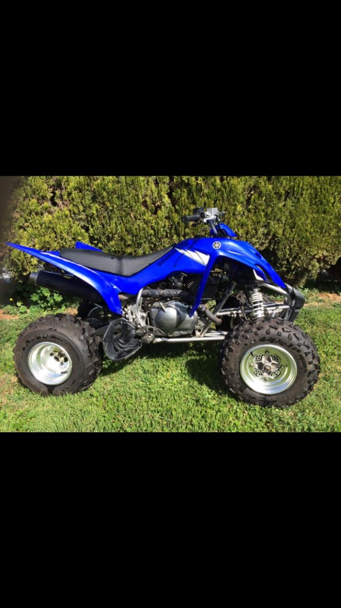 2007 yamaha raptor 350 vehicles for sale. Black Bedroom Furniture Sets. Home Design Ideas