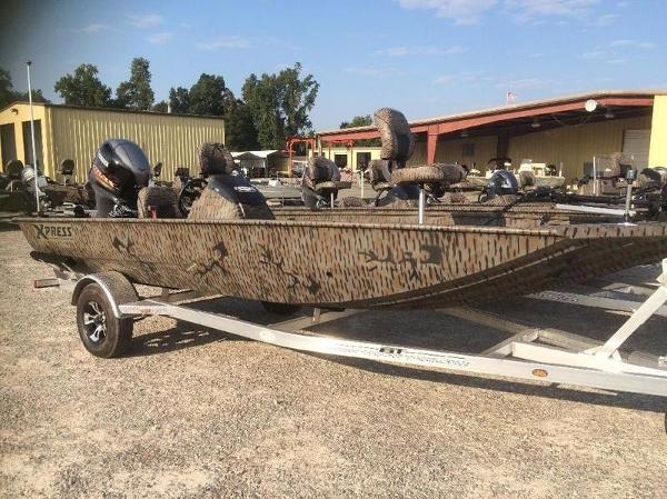 Xpress Xp 185 Catfish boats for sale