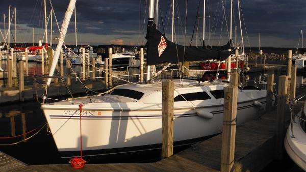 2007 Catalina 25