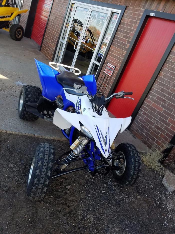 2015 Yamaha 450 VL YFZ