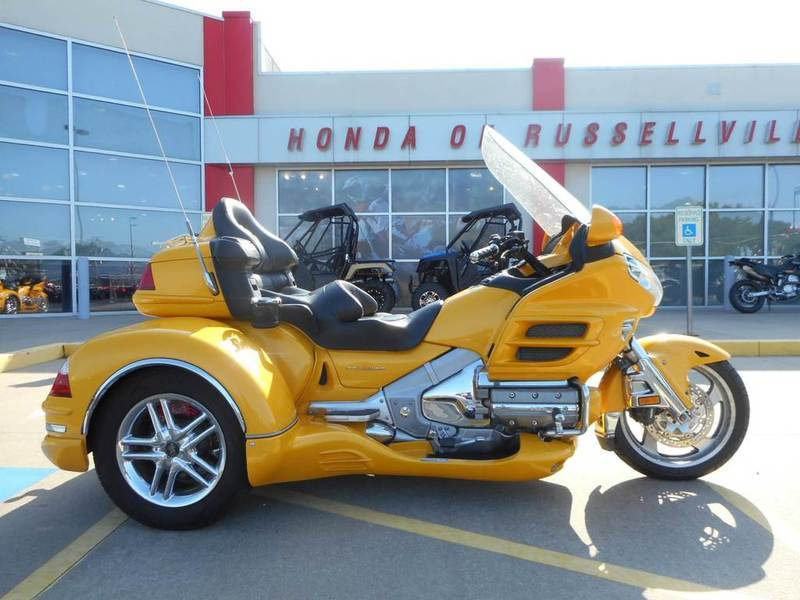 2007 California Sidecar GL1800 Goldwing - VIPER