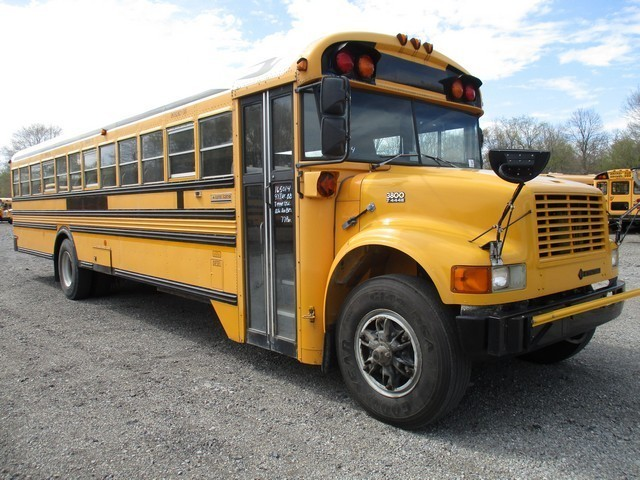 1997 International 3800 Bus