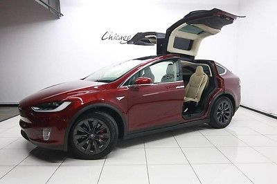 2016 Tesla Model X 2016 Tesla Model X P90D 6k Miles AUTOPILOT Signature Edition LOADED Serviced WOW