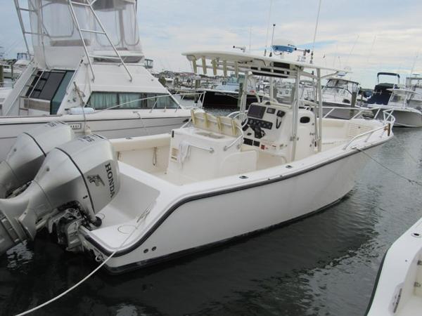 2007 Mako 284 CC