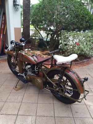 1930 Harley-Davidson VL  1930 HARLEY DAVIDSON  VL BEAUTIFUL RESTORATION