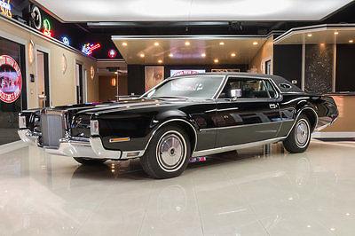 1972 Lincoln Continental  All Original Time Capsule! 26,754 Miles! Original 460ci V8, C6 Auto, and Ford 9