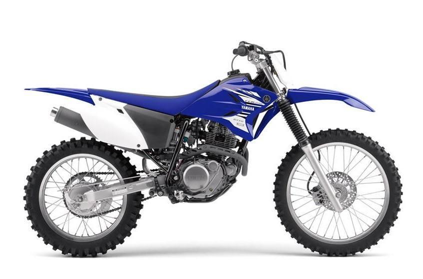 Yamaha tt motorcycles for sale in yuba city california for 2017 yamaha tt r50e