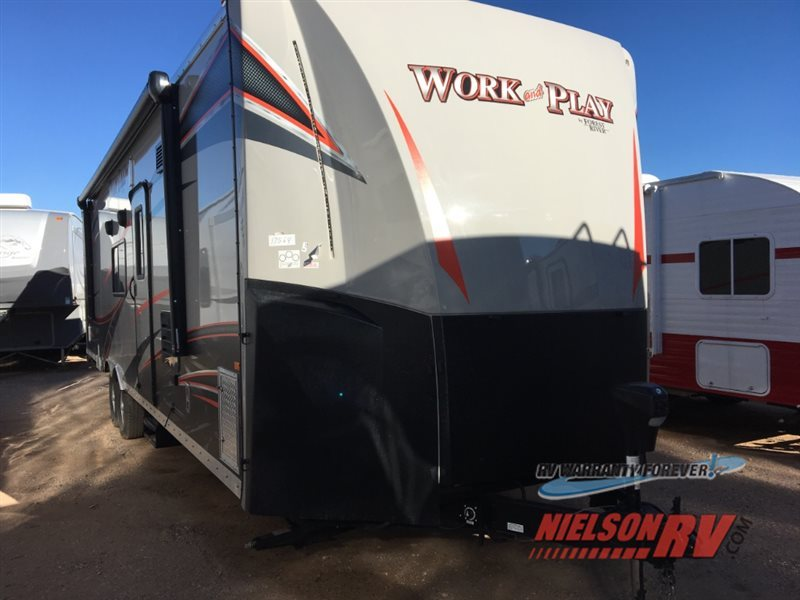 2017 Forest River Rv Work and Play FRP Series 30FBW