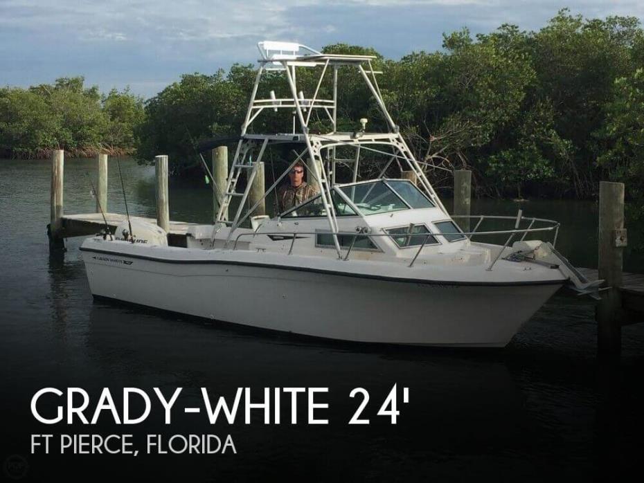 1987 Grady-White Offshore 240