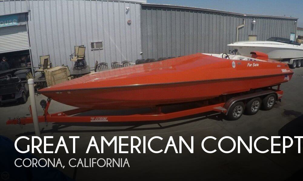 1998 Great American Concept 28 (No Motor, Needs Re-Power)