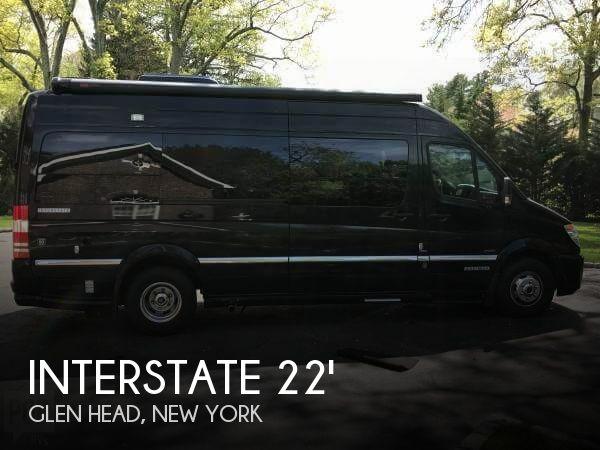 2012 Airstream Interstate 3500 Lounge