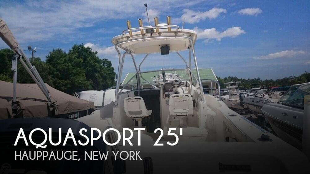 2002 Aquasport 250 Explorer